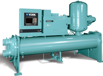 York VSD Coolant Sources